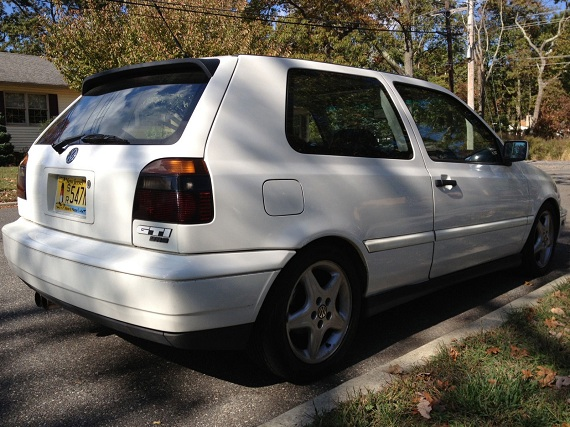 1998 Volkswagen GTi VR6 | German Cars For Sale Blog