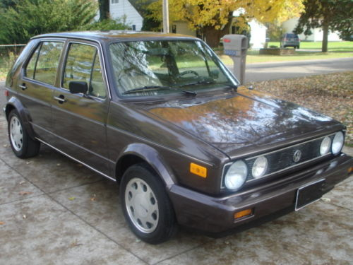 1978 volkswagen rabbit diesel l german cars for sale blog. Black Bedroom Furniture Sets. Home Design Ideas