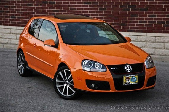 2007 Volkswagen Gti Fahrenheit Edition German Cars For