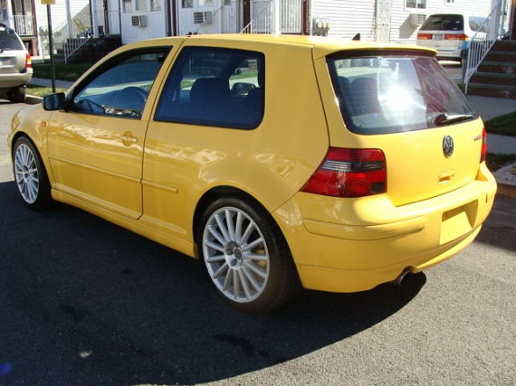 2003 Volkswagen GTi 20th Anniversary Edition | German Cars For Sale Blog