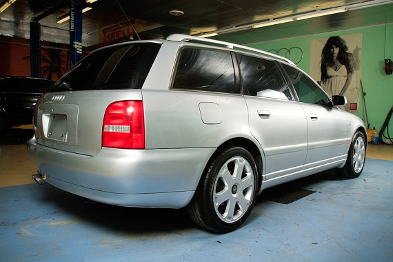 Wagon Week Two Turbo Or Not To Turbo 2001 S4 Avant V
