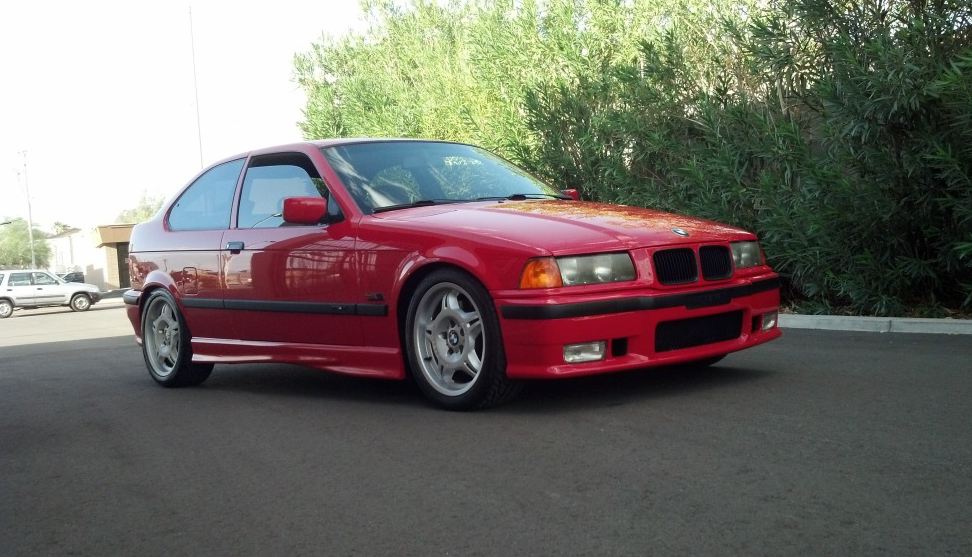 Bmw 2002 For Sale >> 1995 BMW 318ti with S52 swap | German Cars For Sale Blog