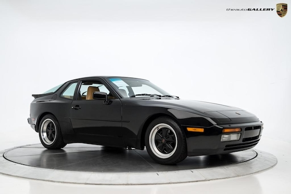 1986 Porsche 944 Turbo German Cars For Sale Blog