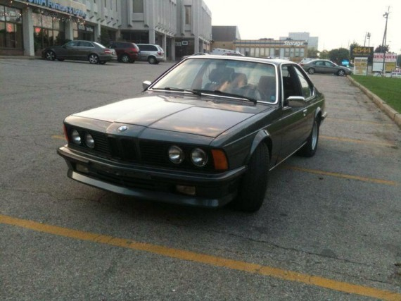 1985 BMW 635CSi For Sale