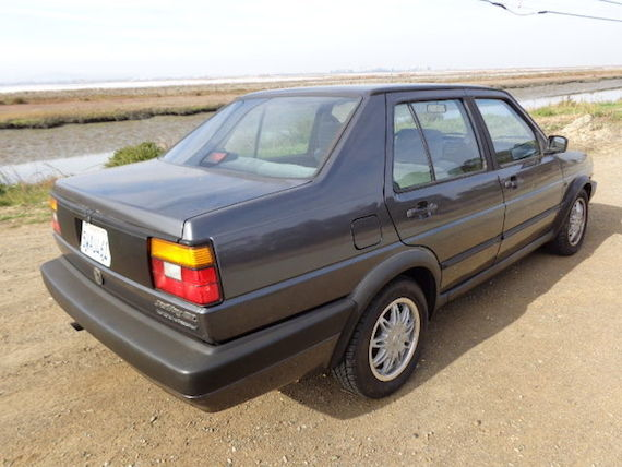 Ecodiesel For Sale >> 1992 Volkswagen Jetta EcoDiesel | German Cars For Sale Blog