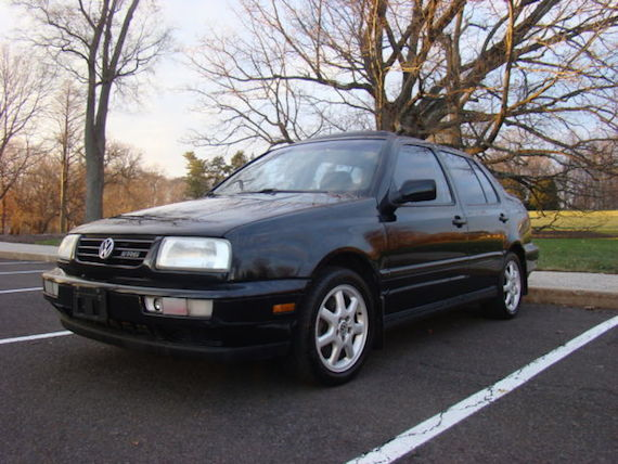 1998 Volkswagen Jetta GLX VR6 | German Cars For Sale Blog