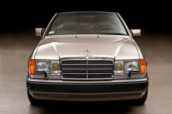 1993 Mercedes Benz 300ce Cabriolet German Cars For Sale Blog