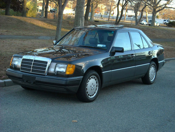 1990 Mercedes Benz 300e With 20k Miles German Cars For