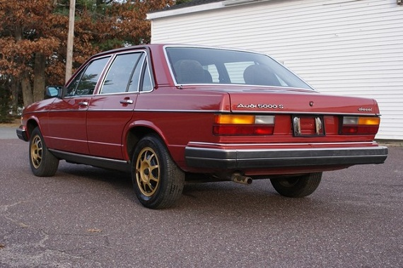 1980 Audi 5000 Diesel German Cars For Sale Blog