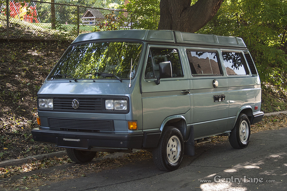 1989 Volkswagen Vanagon Westfalia German Cars For Sale Blog