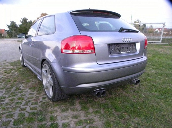 4wd Week Tuner Tuesday 2005 Audi A3 Abt Sportline German Cars For