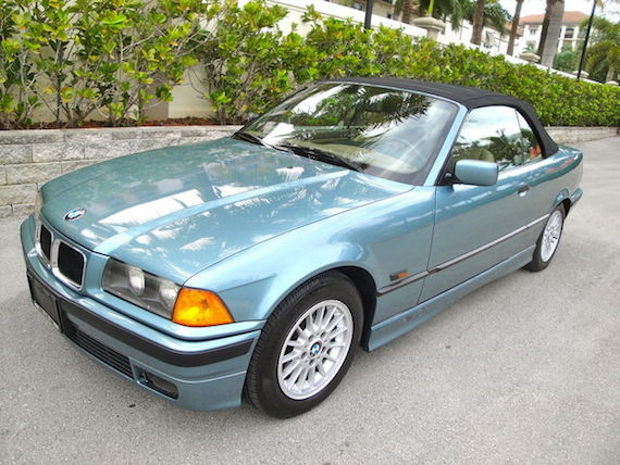 1996 Bmw 328i Convertible German Cars For Sale Blog