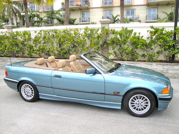 Click For Details 1996 Bmw 328i Convertible On Ebay
