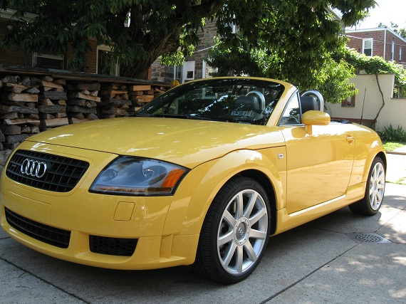 2004 audi tt roadster 3 2 s line german cars for sale blog. Black Bedroom Furniture Sets. Home Design Ideas