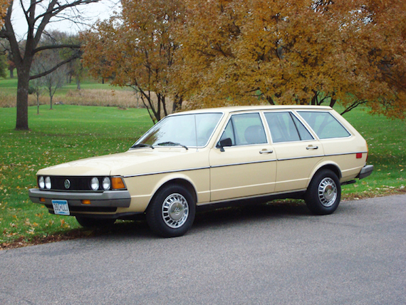 Volkswagen Passat For Sale >> 1978 Volkswagen Dasher Wagon with 23k miles – REVISIT ...
