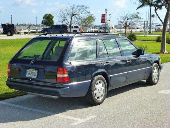 1994 mercedes benz e320 estate german cars for sale blog 1994 mercedes benz e320 estate german
