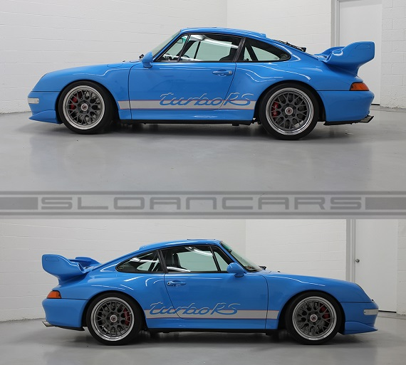 1997 Porsche 993 Turbo Quot Rs Quot German Cars For Sale Blog