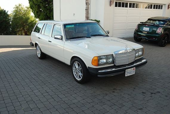 1980 Mercedes-Benz 300TD V8 Conversion – German Cars For Sale Blog