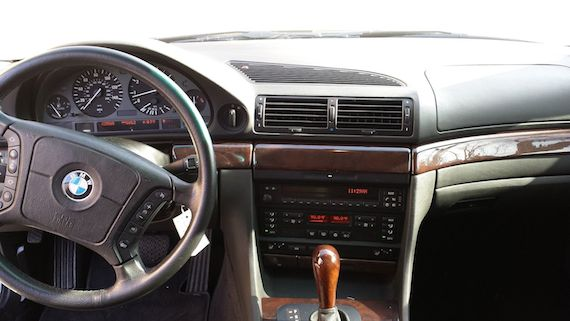 1998 Bmw 740i With 25k Miles German Cars For Sale Blog