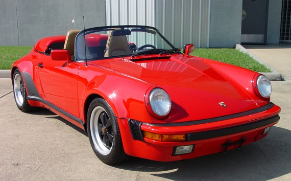 1989 Porsche 911 Speedster Revisit German Cars For