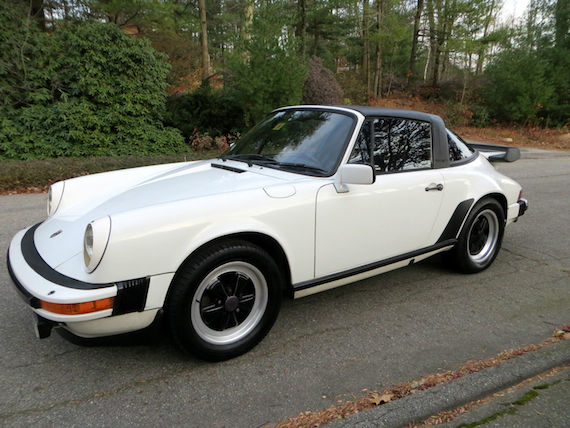 1982 Porsche 911sc Targa German Cars For Sale Blog