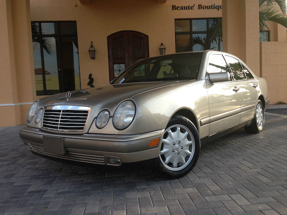 1997 Mercedes E320 >> 1997 Mercedes Benz E320 With 30 000 Miles German Cars For