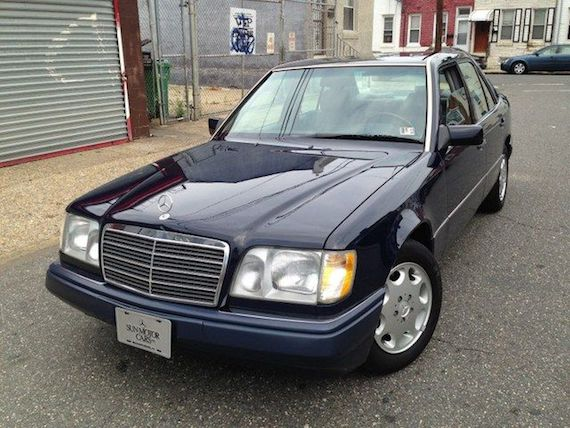1994 Mercedes Benz E320 German Cars For Sale Blog