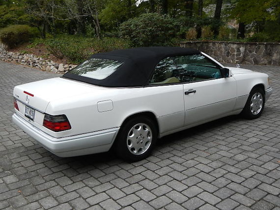 1994 mercedes benz e320 cabriolet german cars for sale blog 1994 mercedes benz e320 cabriolet