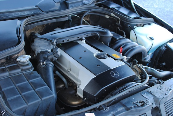 1996 Mercedes Benz C280 Sport German Cars For Sale Blog