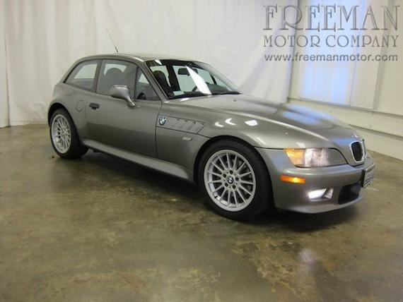 2002 Bmw Z3 3 0i Coupe German Cars For Sale Blog