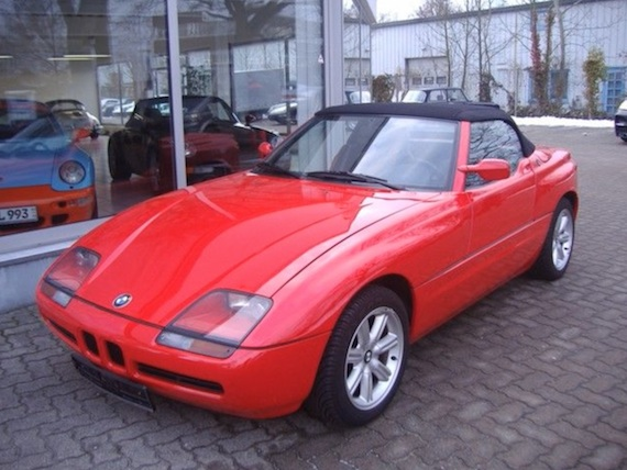 Party Like It S 1989 Week 89 Bmw Z1 German Cars For