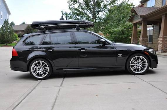 2011 Bmw 328i X Drive Touring M Sport 6 Speed Manual