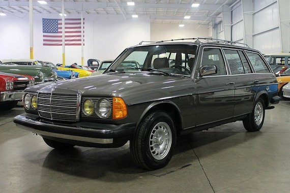 1985 Mercedes-Benz 300TD – German Cars For Sale Blog