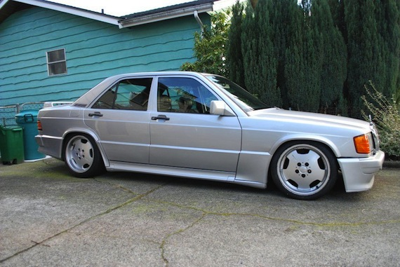 1989 Mercedes Benz 190e 2 5 16 German Cars For Sale Blog