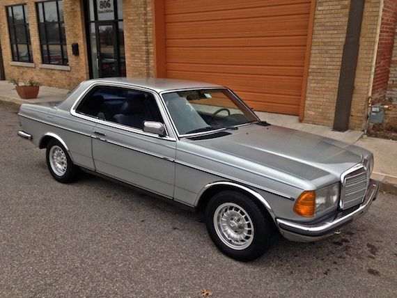 Mercedes Benz W123 Roundup German Cars For Sale Blog