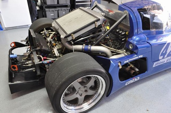 Motorsport Monday Ultima Gtr Powered By Porsche Twin