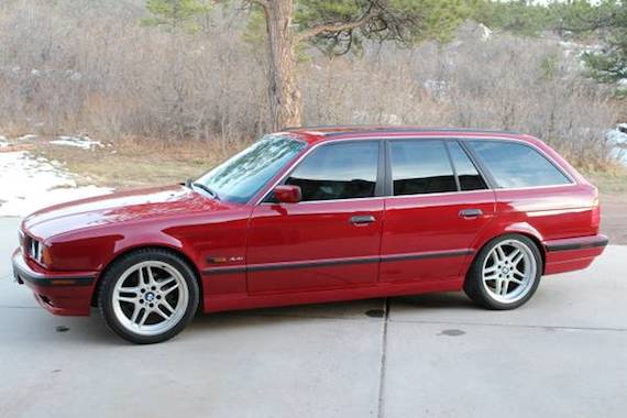 1995 Bmw 540i Touring 6 Speed Manual German Cars For