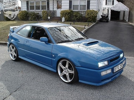 Tuner Tuesday Supercharged 1992 Volkswagen Corrado Vr6