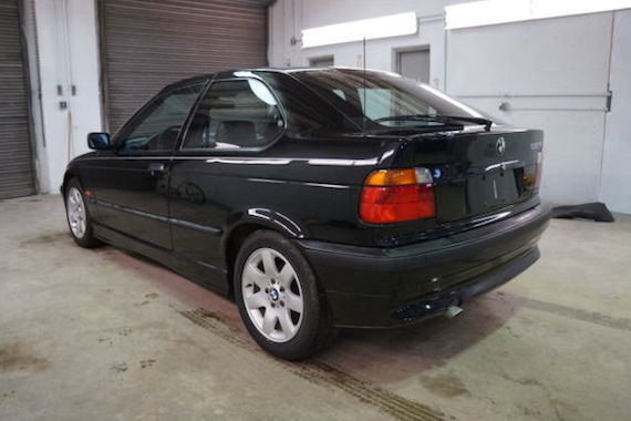 1997 bmw 318ti california roof german cars for sale blog. Black Bedroom Furniture Sets. Home Design Ideas