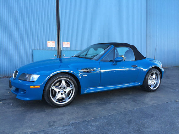 2001 Bmw M Roadster German Cars For Sale Blog