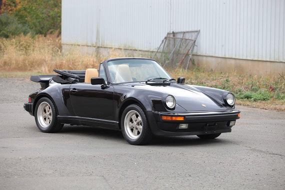1986 Porsche 911 Carrera Cabriolet M491 German Cars