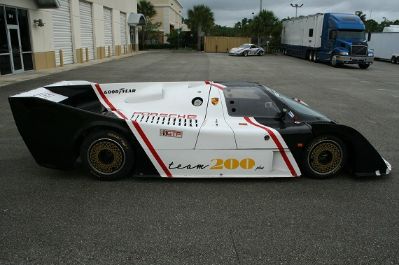 Motorsport Monday: 1984 Kremer CK5 | German Cars For Sale Blog
