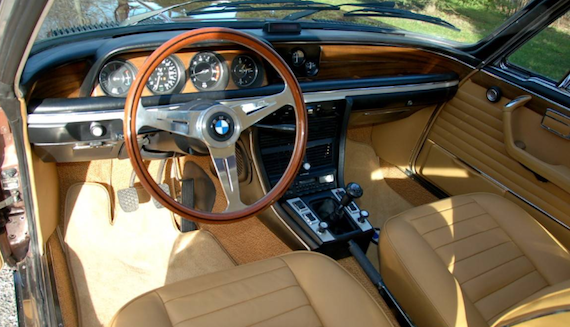 1974 Bmw 3 0cs German Cars For Sale Blog