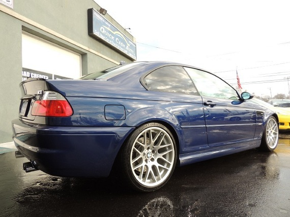 2005 Bmw M3 Competition Package German Cars For Sale Blog