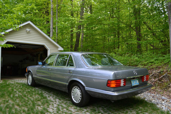 1989 Mercedes Benz 300sel With 39k Miles German Cars For