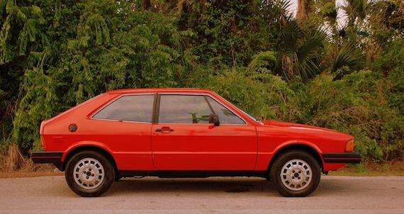 Heap Of The Week 1980 Volkswagen Scirocco S German Cars