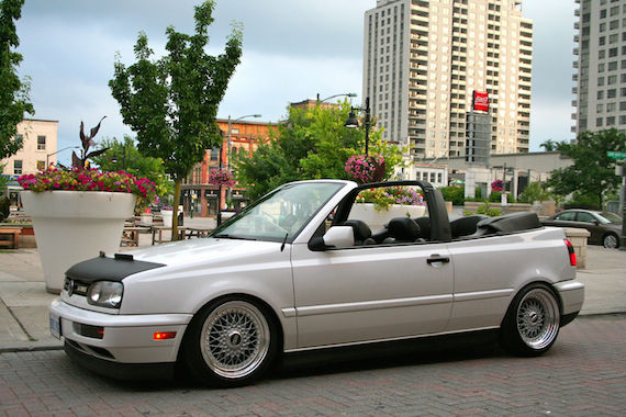 1997 Volkswagen Cabrio VR6 Supercharged – German Cars For Sale Blog