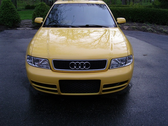 Tuner Tuesday 2000 Audi S4 German Cars For Sale Blog