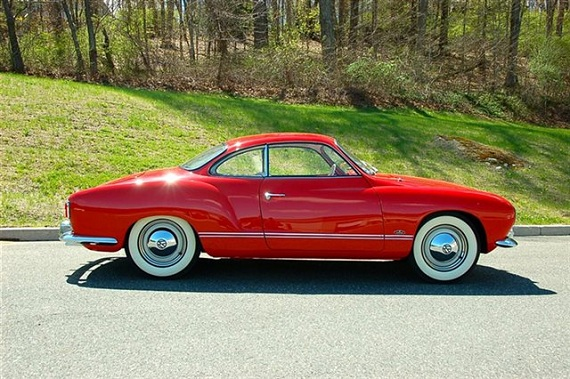 Hagerty Car Values >> 1956 Volkswagen Karmann Ghia – German Cars For Sale Blog