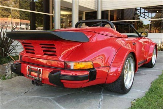 Tuner Tuesday 1989 Porsche 911 Speedster Twin Turbo